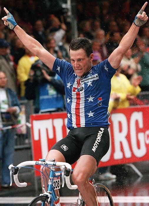 A világbajnoki győzelem hozta meg Armstrong számára az áttörést