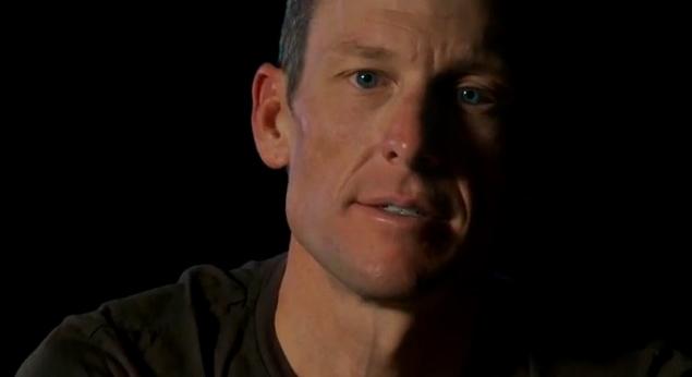 Lance Armstrong az Armstrong Lie-ban