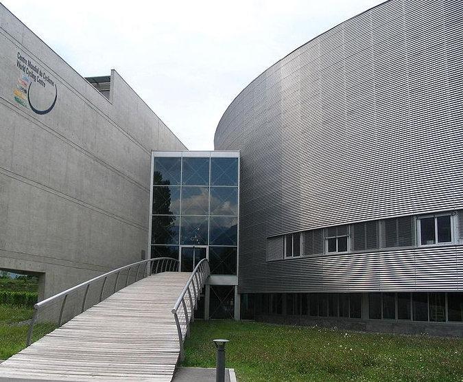 Az UCI svájci központja