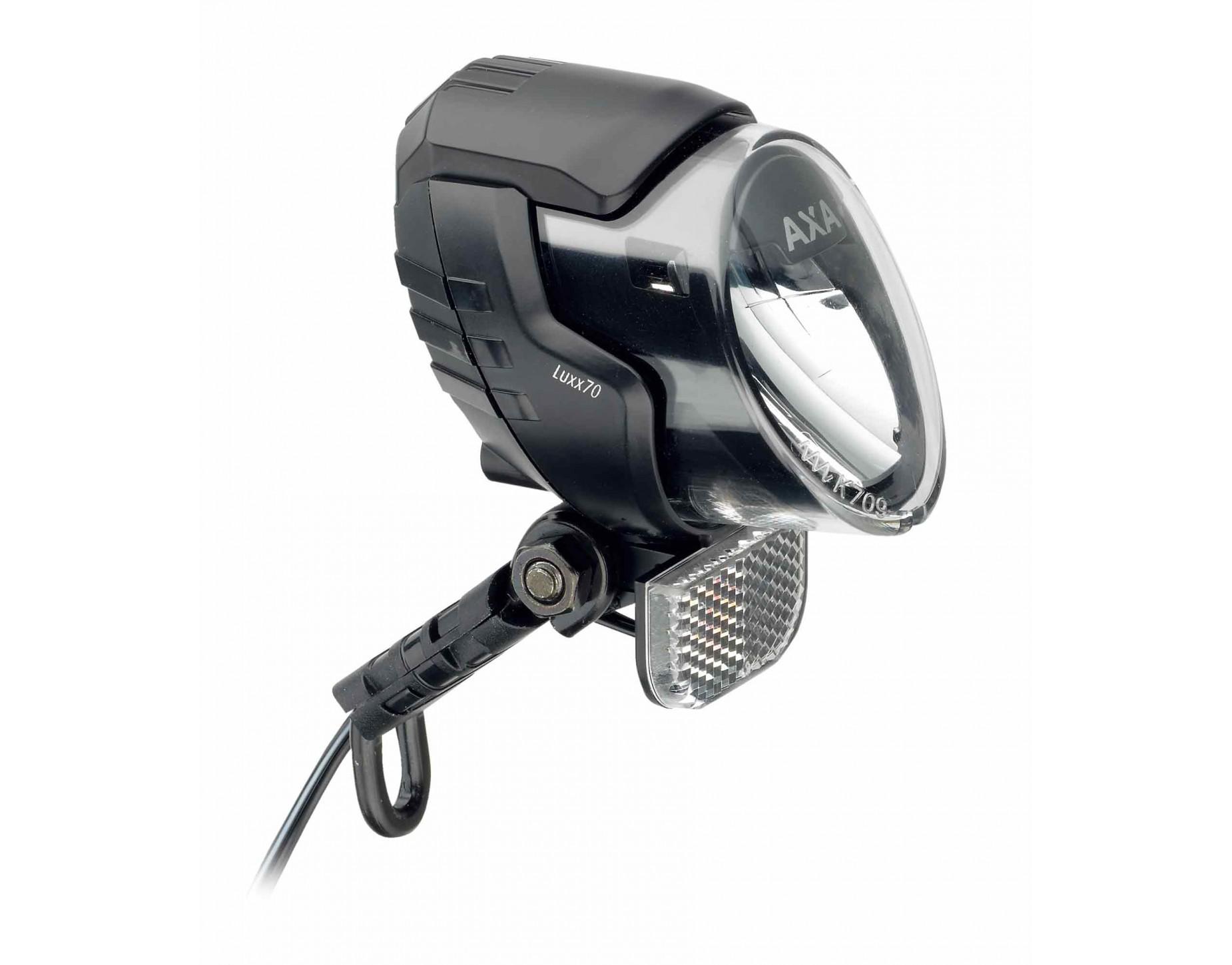 AXA LUXX70 Plus Steady Auto dinamós első lámpa