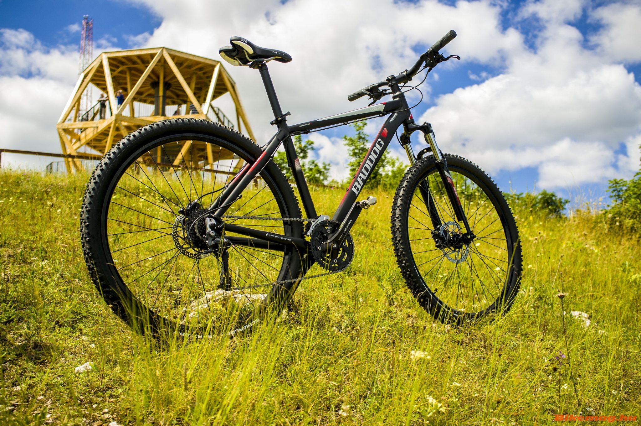 Baddog Akbash kerékpárteszt
