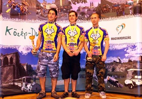 A bringapóló szakág első bajnokcsapata