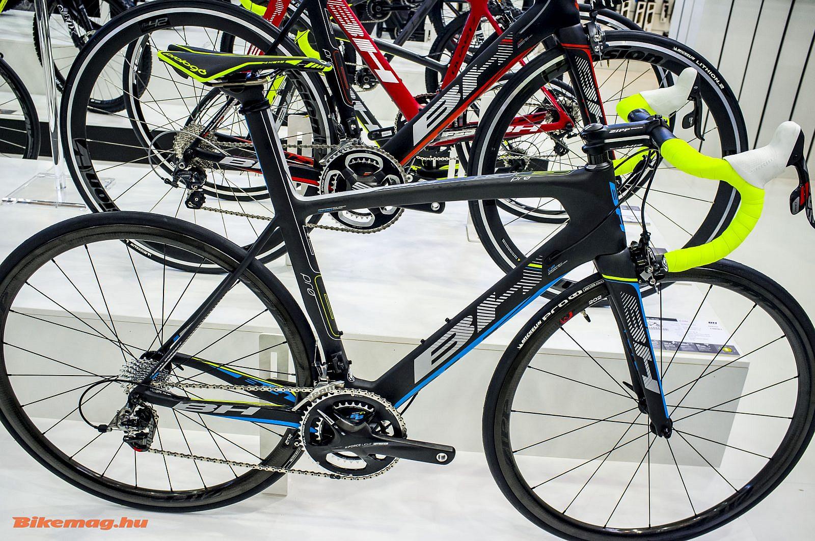 A BH G6 Aero kerékpár