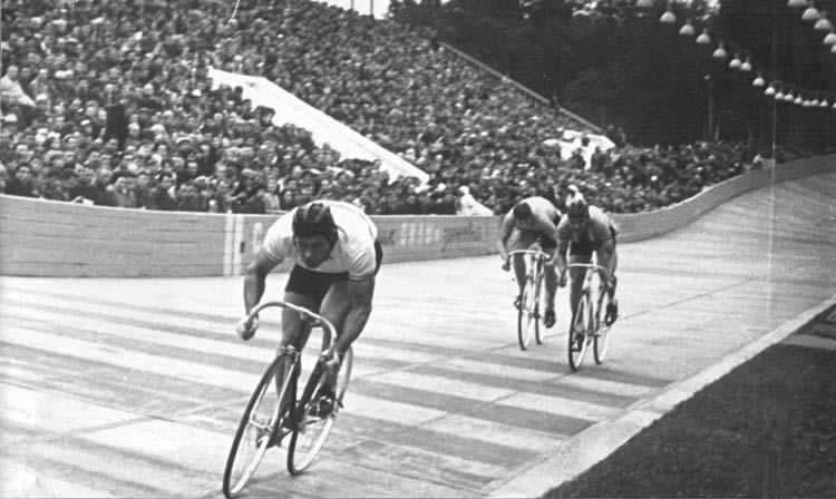 Lemaradtak az elvtársak - sprintgyőzelem, Szovjetunió - 1965