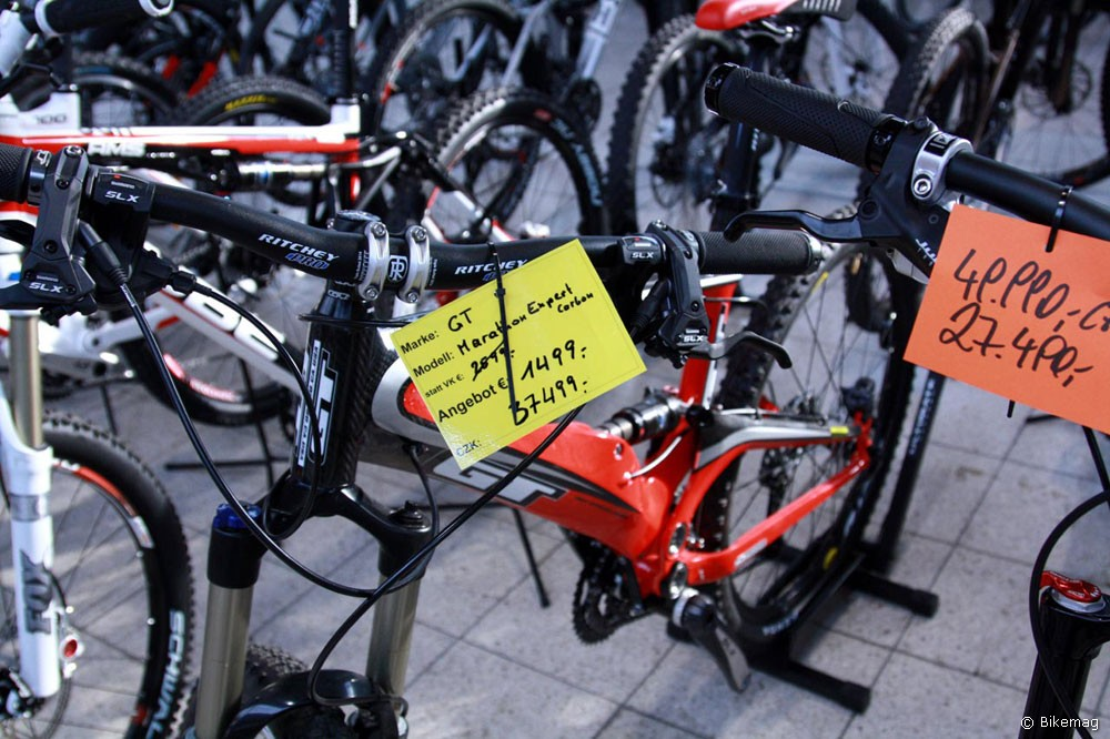 Bike Brno 2010: eladó