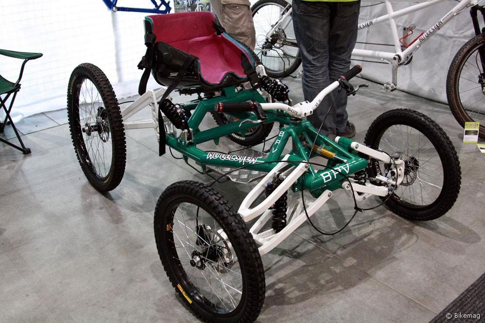 Bike Brno 2010: No Question