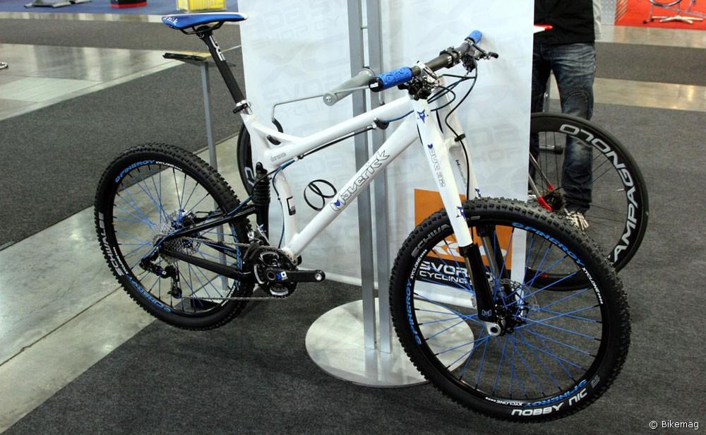 Bike Brno 2010: Maverick