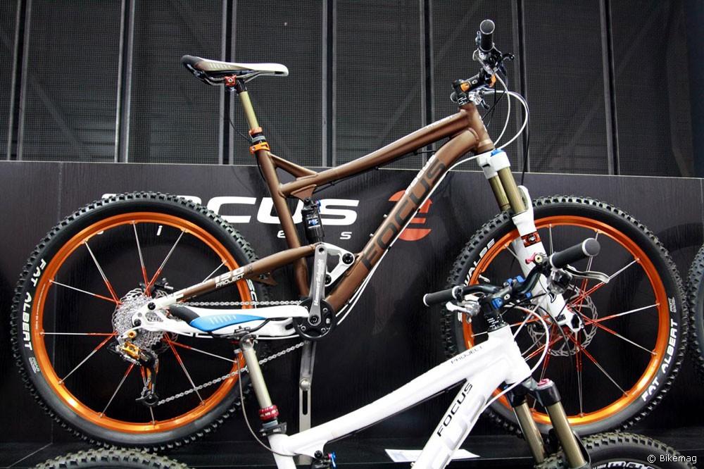 Bike Brno 2010: Focus