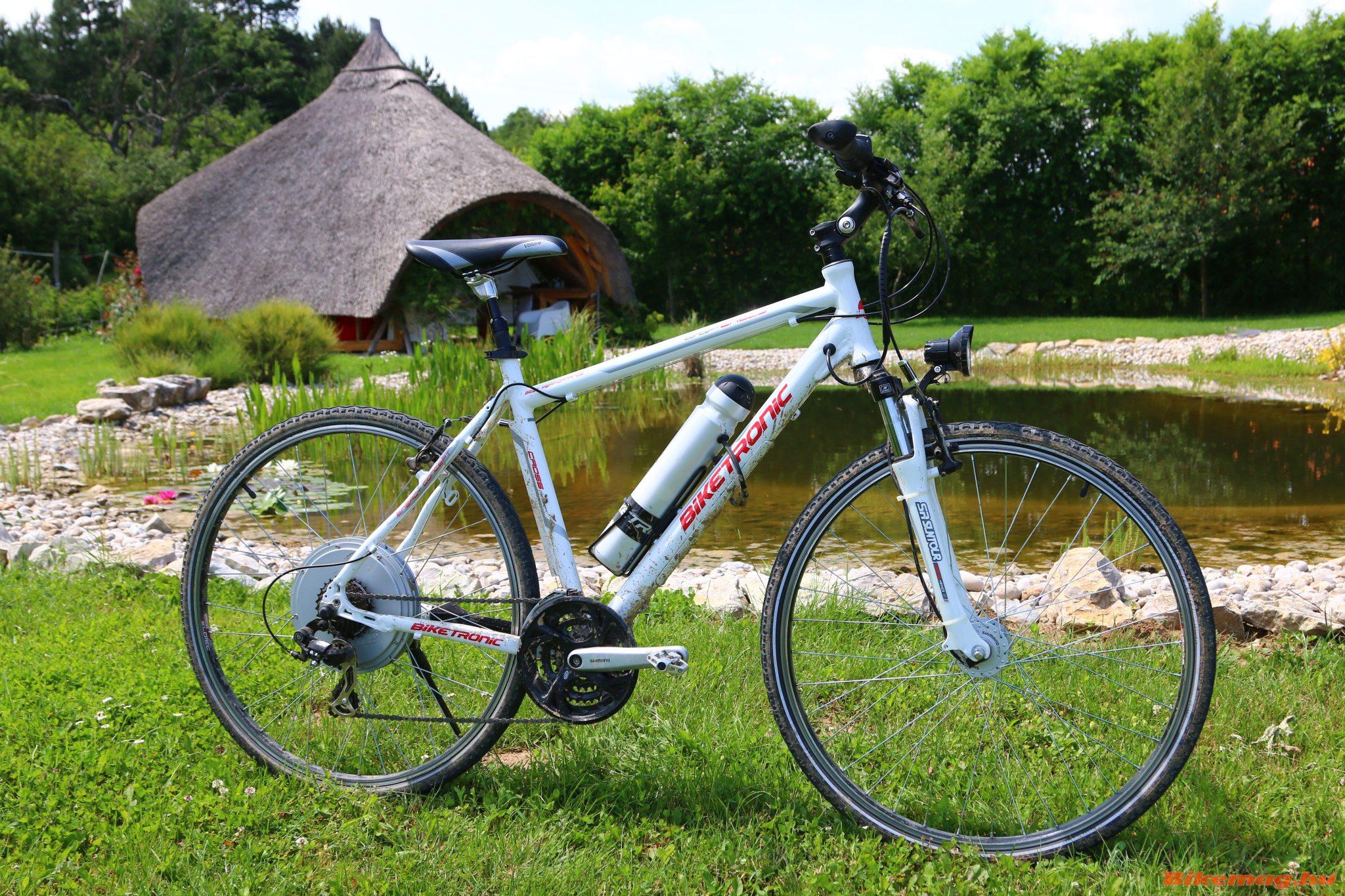 Biketronic kerékpárteszt