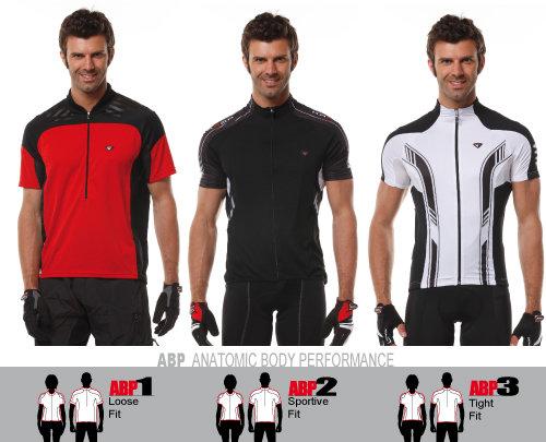 """A ruházat szabása leginkább a felhasználási terület és a kerékpározási szokások, ízlés kérdése - a BL háromféle """"stílust"""" különböztet meg."""