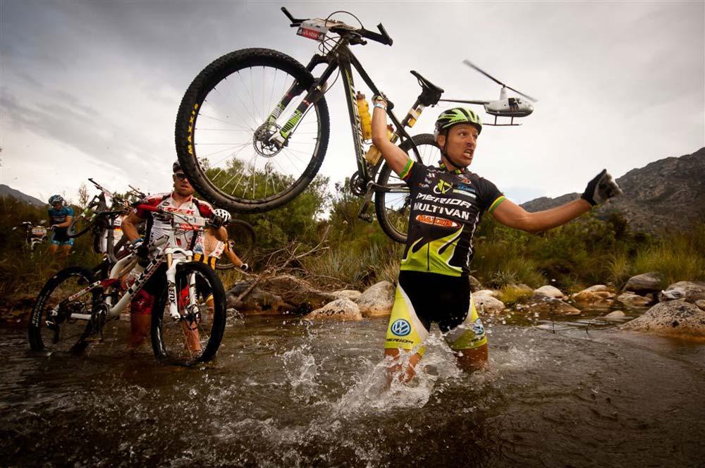 Ralf Naef még a Merida csapat versenyzőjeként indult a Cape Epic-en