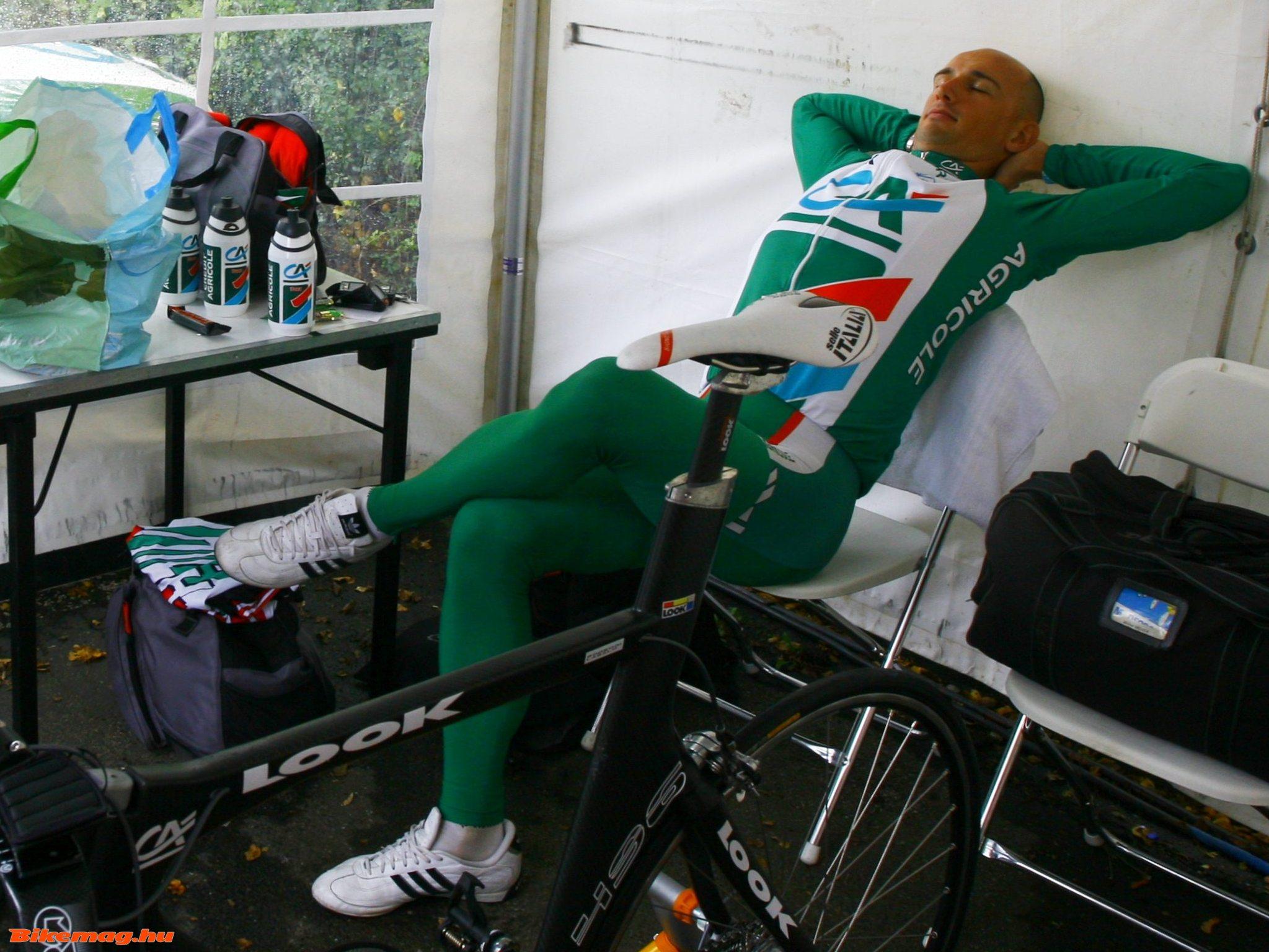 Profi karrierje után nem volt idő kényelmesen hátradőlni, mint anno Stuttgartban (Fotó: Takács Tamás)