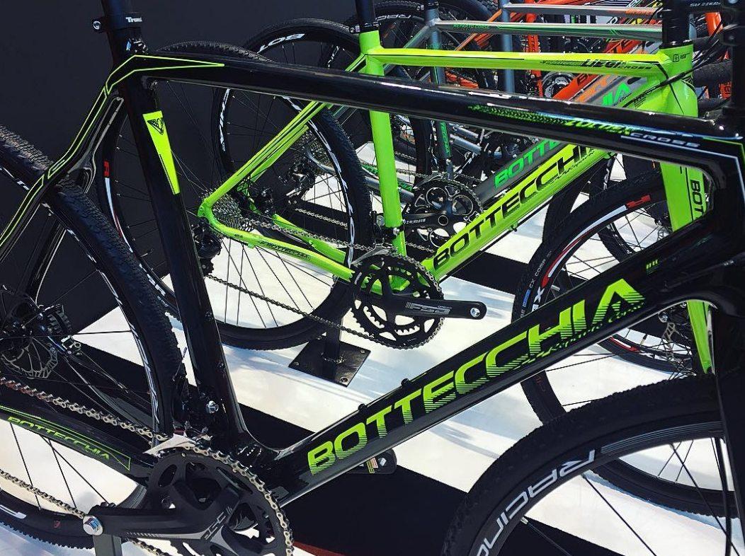 ÚJDONSÁG! Bottecchia cyclocross bringák