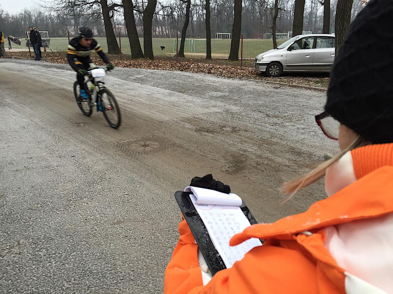 Két UCI bíró is önként felajánlotta a segítségét a verseny lebonyolításában. Külön köszönet Godzinak és Bartók Katának!