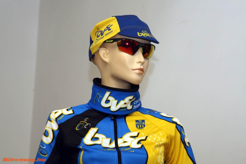 BVSC-Zugló Kerékpáros Szakosztály 2014-15-ös versenyruházat