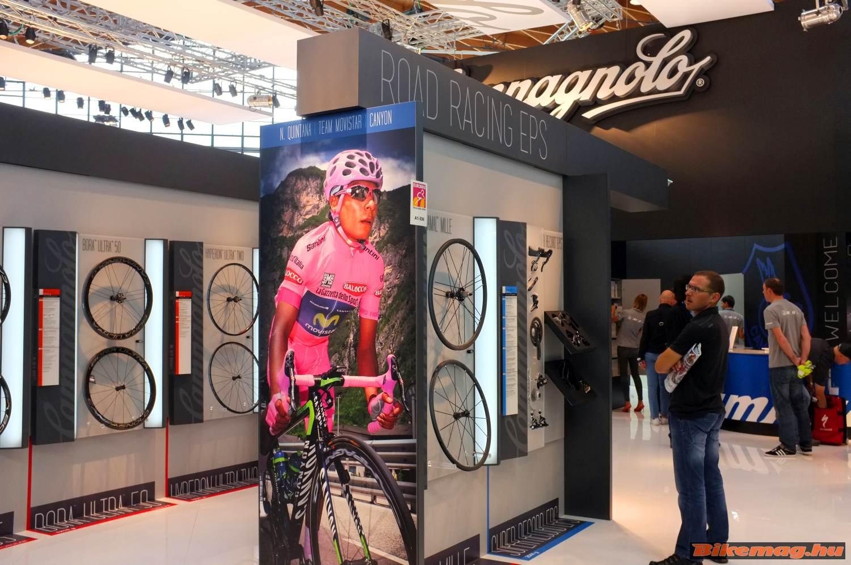 Giro d'Italia: Quintana, Campagnolo