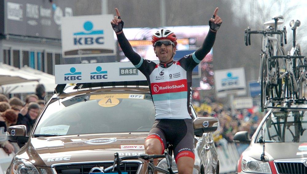 Cancellara második Flanders sikerének örülhet (fotó: Stefano Sirotti - sirotti.it)