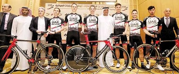 Bahrein mellett az emírségnek is lesz WorldTour csapata 2017-ben!