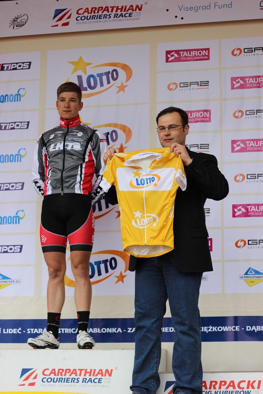 Willi Willwohl a sárga trikós