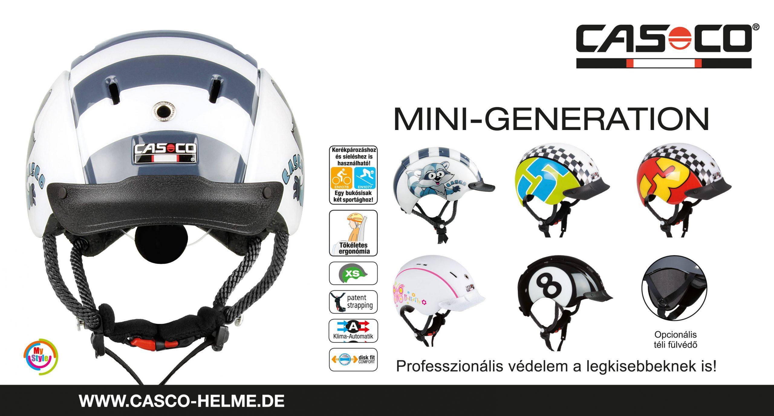 casco-mini-generation