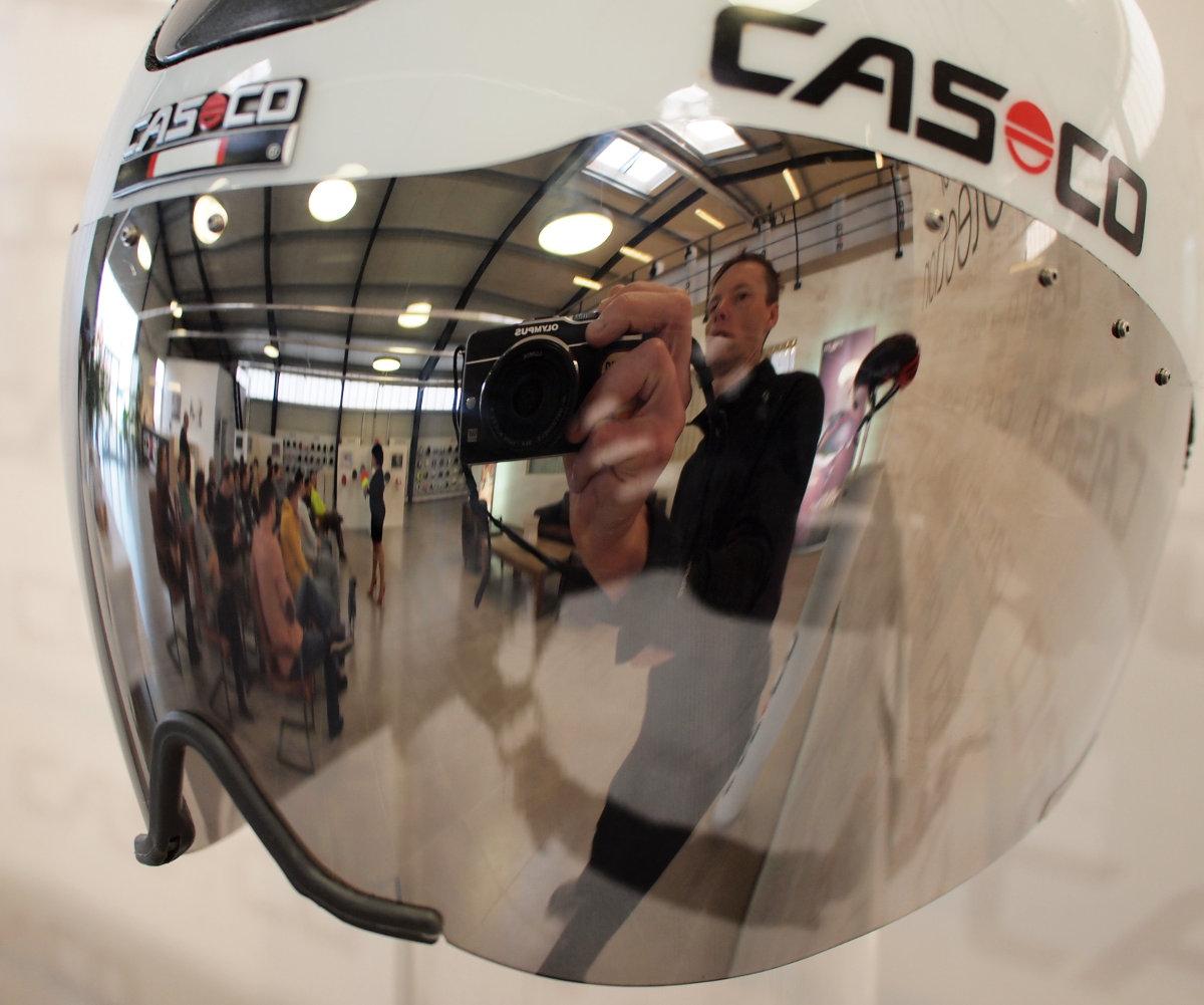 Igen, a Casco gyárlátogatás a szerzőnek is maradandó élmény volt :-)