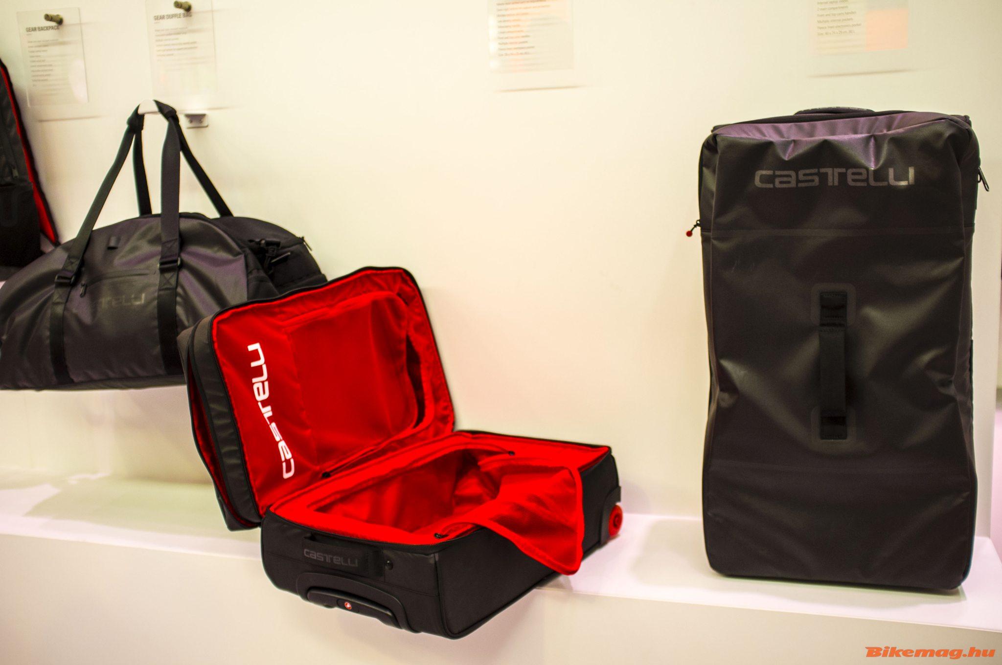 Legközelebb mi Castelli utazóbőröndöt választunk...