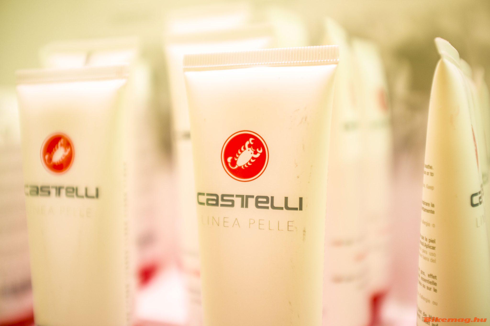 Castelli krémek