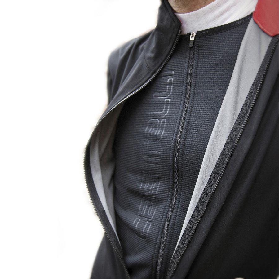 Az innováció megállíthatatlan: kétrétegű dzseki mezszerű illeszkedéssel!