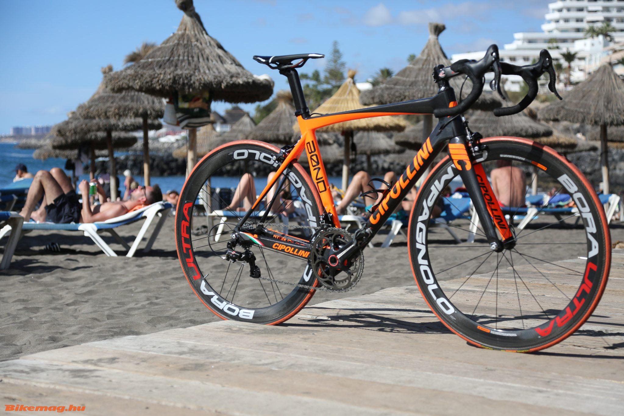 Cipollini Bond kerékpárteszt