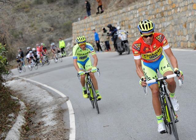Contador támad