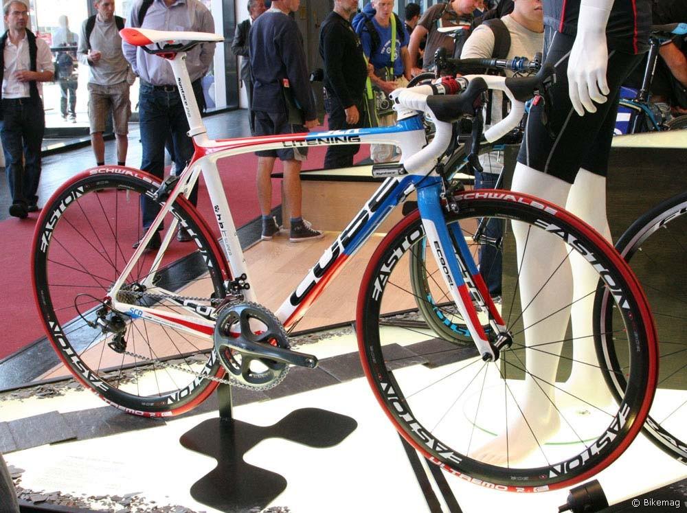 Eurobike 2010: Cube