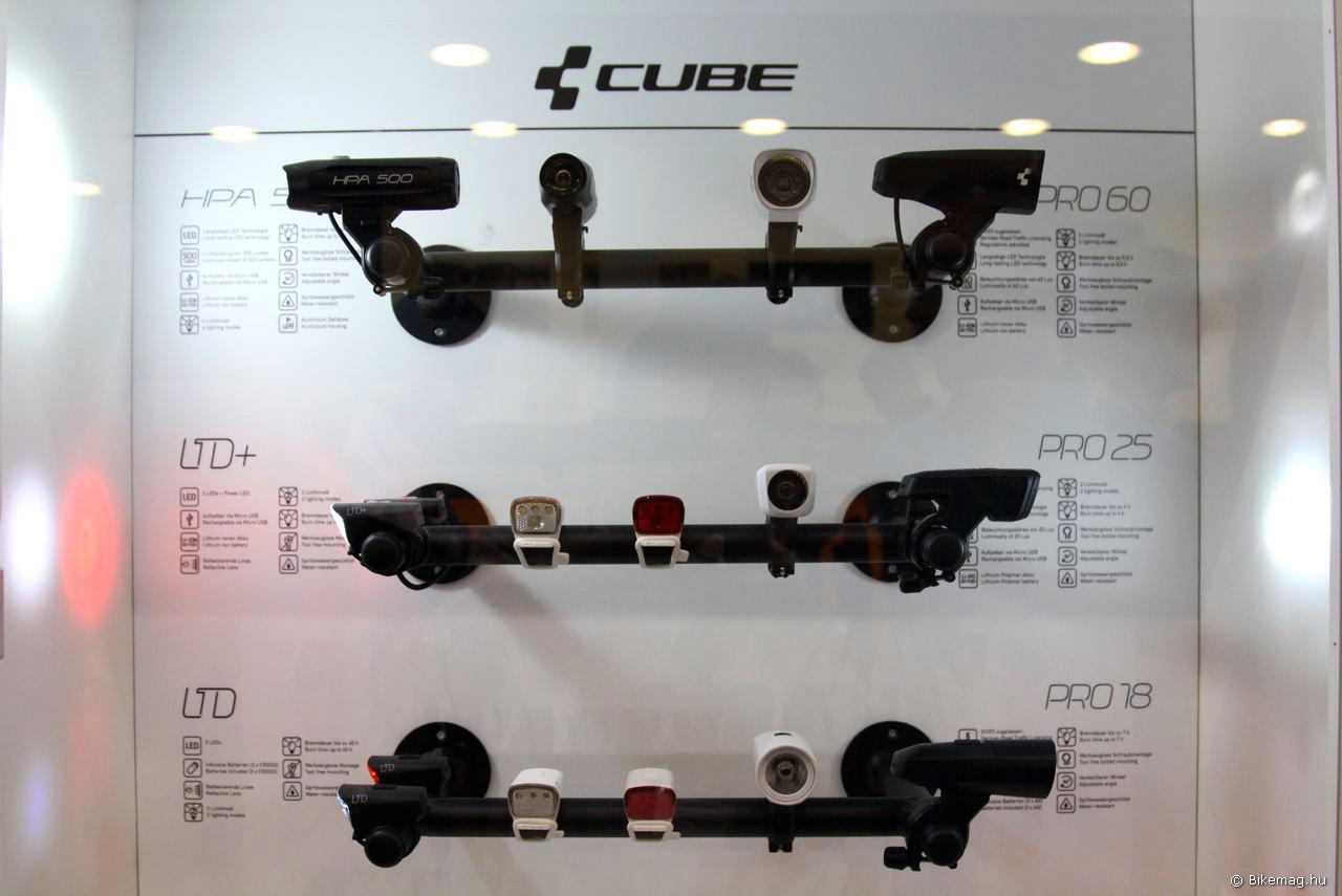 Cube lámpák 2014