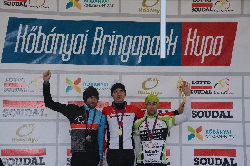 Cyclocross Magyar Kupa férfiak