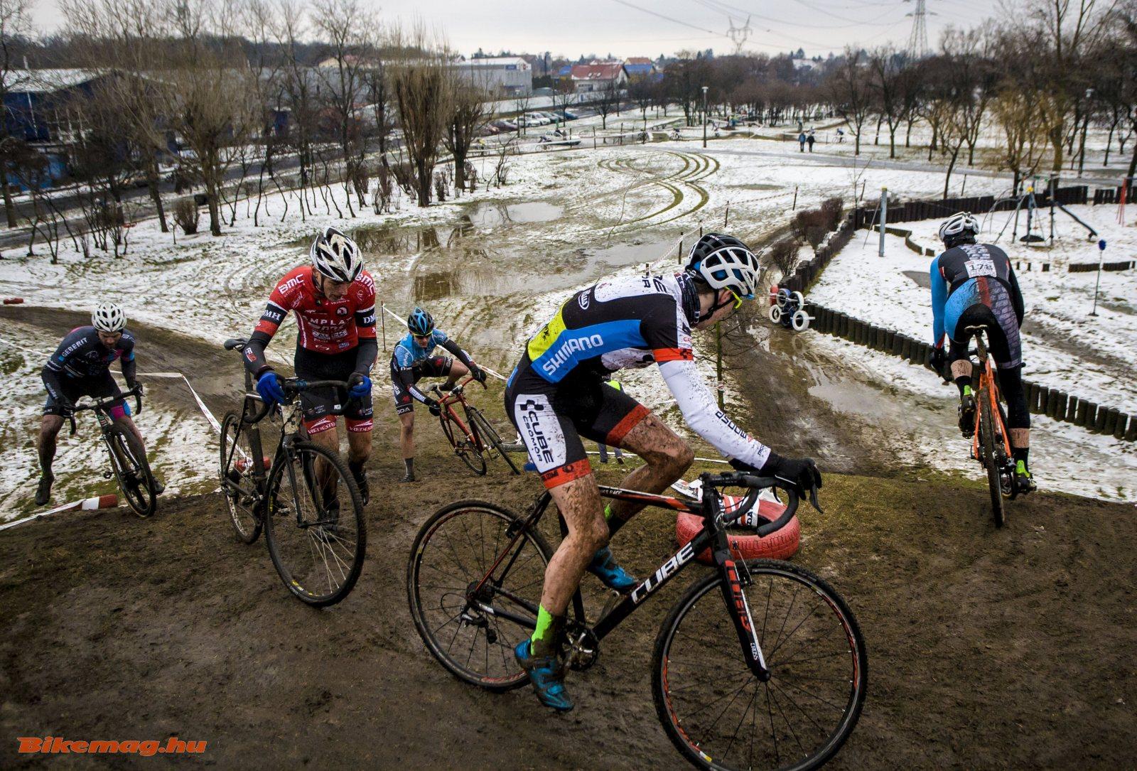Búr, Dina és Pelikán az első körben (Fotó: Takács Tamás)