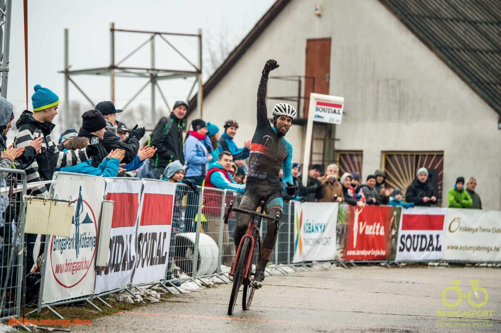 Búr Zsolt a bajnok (Fotó: Vanik Zoltán)