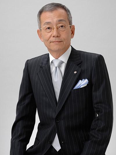 """Yozo Shimano, aki a nagy """"ugrások"""" idején a céget vezette..."""