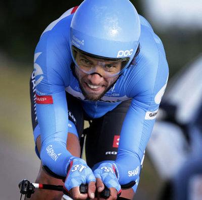 Dekker kiváló időfutammenő, a szám egykori holland bajnoka...