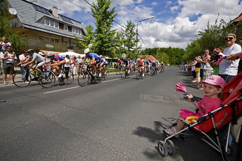 Giro d'Italia hangulatban