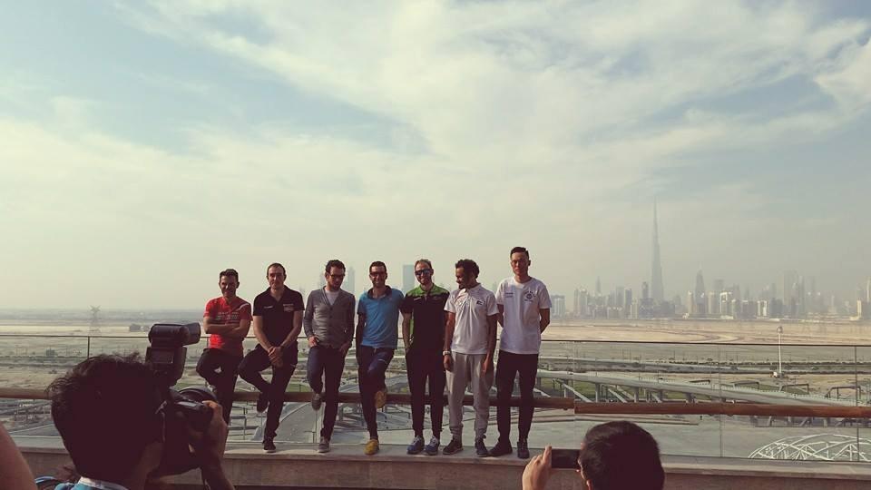 A Dubai Tour sztárjai