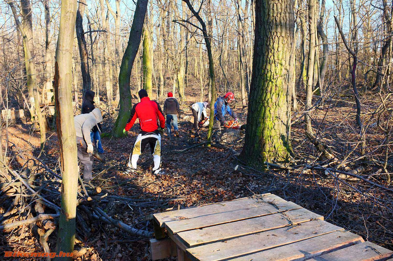 tisztulnak a trailek