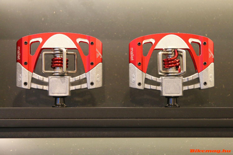 A Mallet 2 és 3 új belső pedálelemet kap