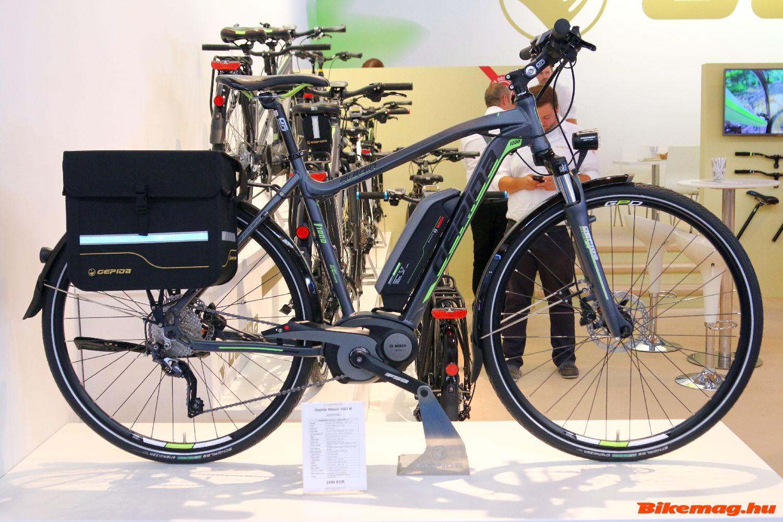 A túrafelhasználásra tervezett e-bike modellek számomra különösen hasznosnak tűnnek!