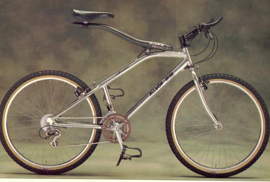 Az Allsop rendszere nem volt rossz ötlet, triatlonbrigákon egészen az ezredfordulóig népszerű maradt...
