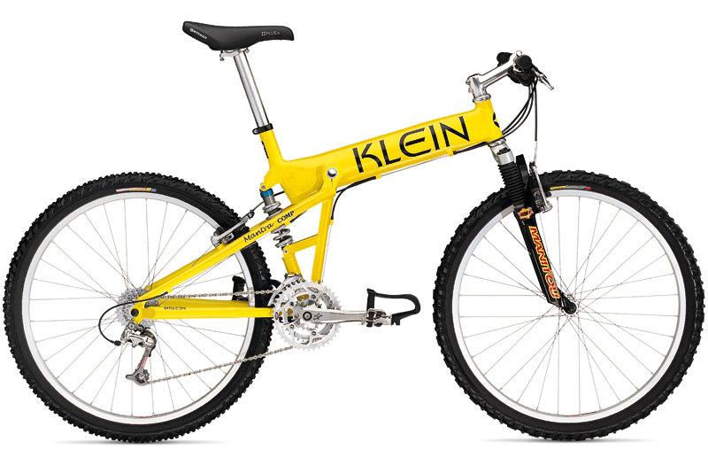 A Mantra klasszikus, a mai áruházi bicajok őse...