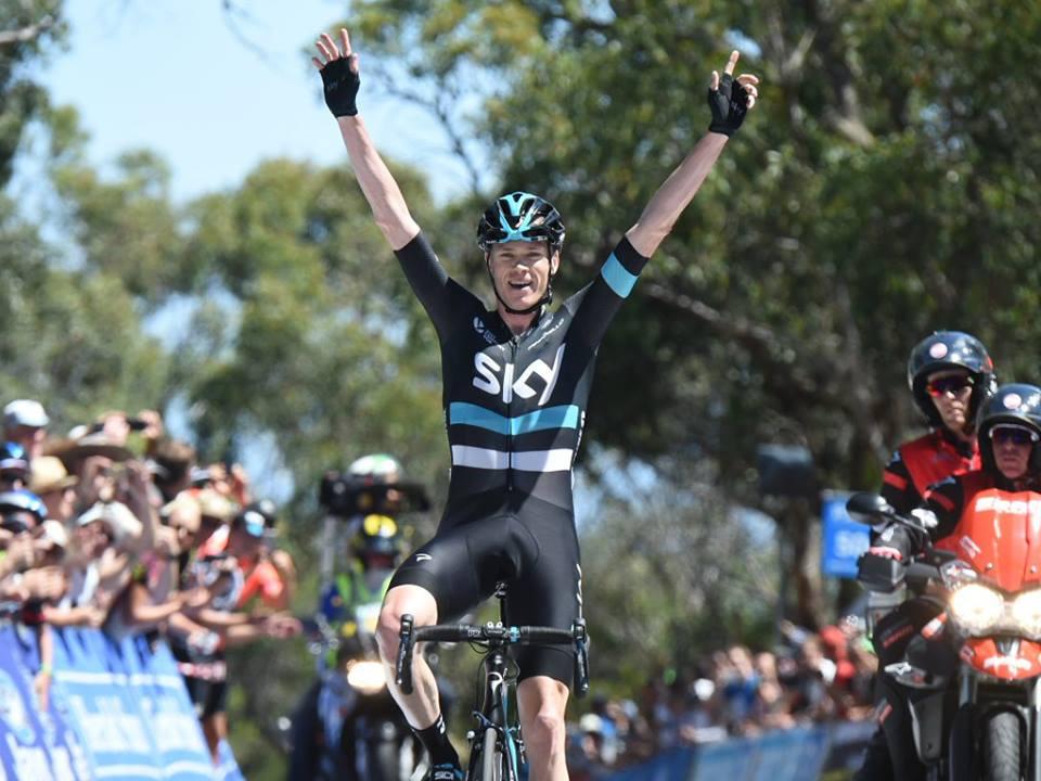 Froome az utolsó szakaszt nyerte