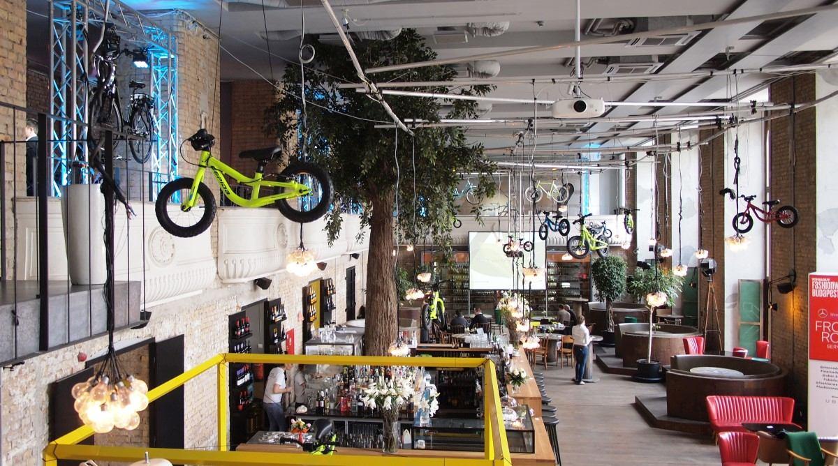 2016-os Gepida kerékpárok bemutatója