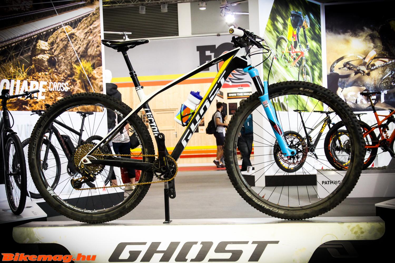 Ghost Lector ULC World Cup - Helen Grobert olimpián használt kerékpárja