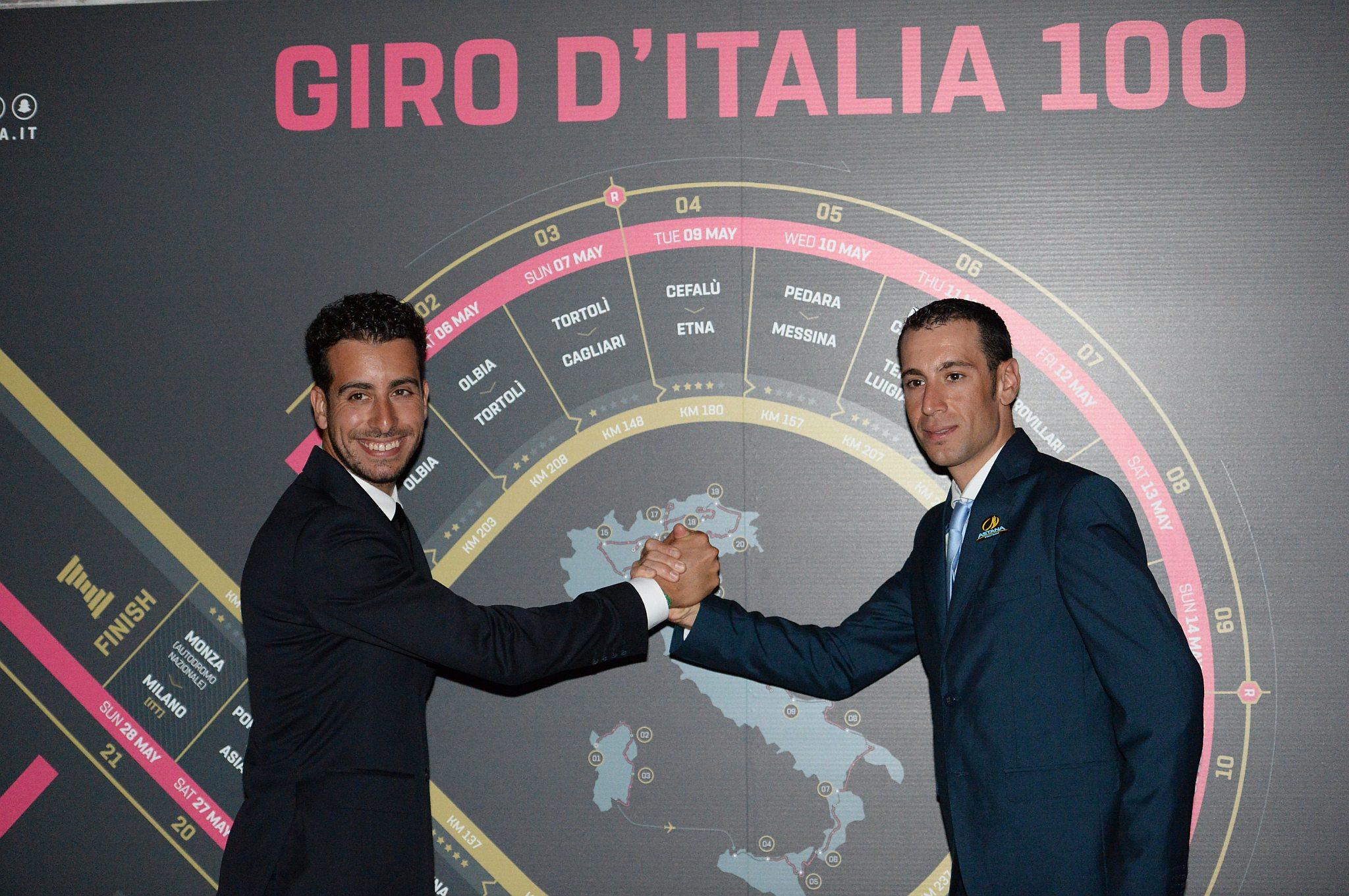 Fabio Aru és Vincenzo Nibali jövőre már egymás ellen versenyez