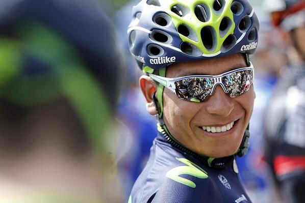 Nairo Quintana - elvileg a legerősebb hegyen