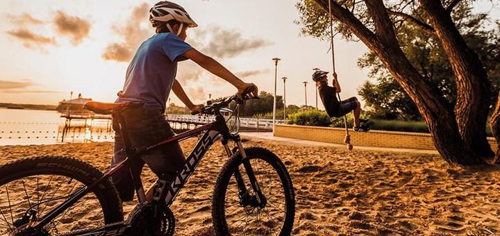 Egy életre meghatározhatjuk a gyerek hozzáállását a bringázáshoz! Főleg ha minőségi gépet adunk neki.